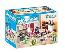 Playmobil Kitchen Set Building Set