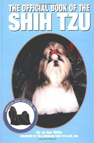 The Official Book of the Shih Tzu: Jo Ann White