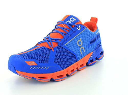 On Running Cloudflyer Water Flame Blue
