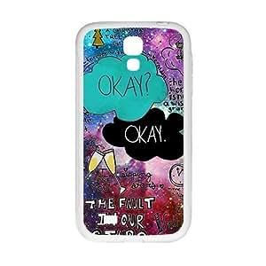 Creative design Okay Cell Phone Case for Samsung Galaxy S4