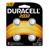 Amazon Price History for:Procter & Gamble DURDL2032B4PK Duracell Lithium 3V Medical Battery