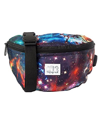 iHeartRaves Space Galaxy Rave Fanny Pack