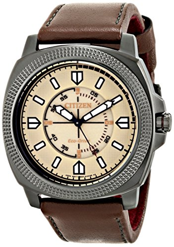 Citizen BJ6477 04X Drive Stainless Leather
