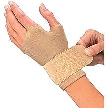 Mueller Compression Wrist Gloves-Medium 7.5 in. - 8.5 in