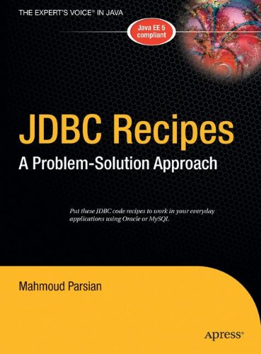 JDBC Recipes: A Problem-Solution Approach