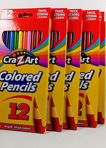 Cra-Z-Art Colored Pencils
