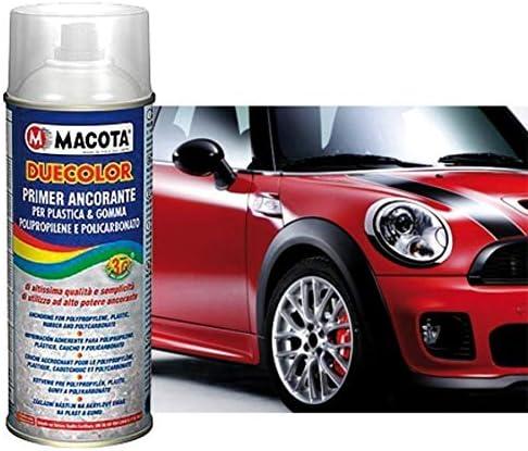 Spray Imprimacion promotor adherencia Plásticos, Goma ,PC MACOTA (Transparente)