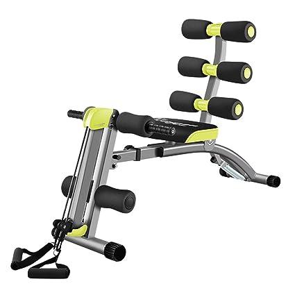 Tronco y abdominales Sentadillas Tablero de Equipamiento de Fitness Máquina de Abdomen doméstico Ayuda multifunción Banco