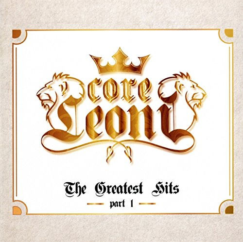 CD : Coreleoni - The Greatest Hits Part 1 (CD)