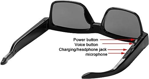 Z Ha Intelligente Action Kamera Brille 1080 P Hd Videokamera Spy Shot Tragbare Kamera Myopie Videokamera Brille Flache Lesebrille Video Brille Sport Fahren Recorder Baumarkt