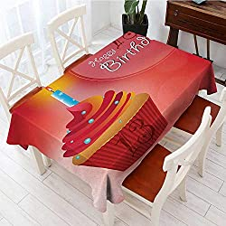 Decorative Textured Fabric Tablecloth Runners, Gat