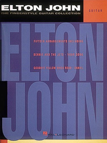 (Elton John - The Fingerstyle)