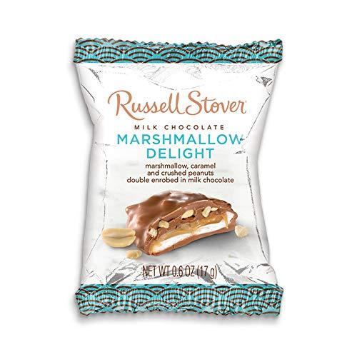 0.6 oz. Milk Chocolate Marshmallow Delight Bars, case of 36