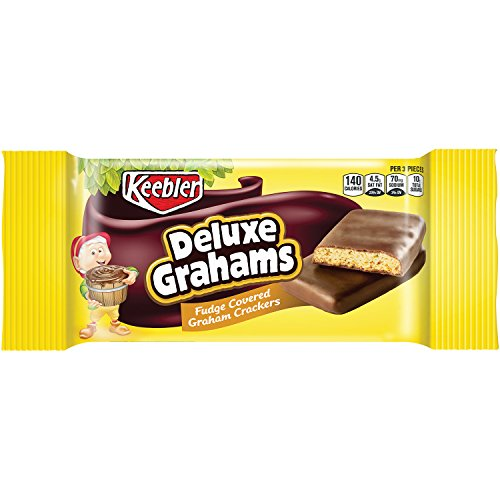 Keebler Deluxe Graham, 12.5 Ounce