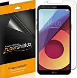 (6 Pack) Supershieldz for LG Q6 Screen Protector, High Definition Clear Shield (PET)