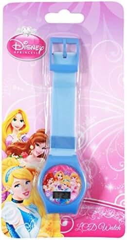 Disney Princess LCD Digital Watch Girls Wrist Watch Stocking Stuffer Accessory