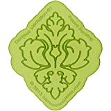 Marvelous Molds Damask Medallion 01 Silicone Onlay