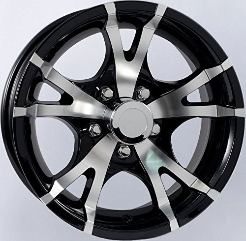 13 aluminum trailer wheels - 6