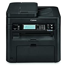 Canon imageCLASS MF217w Wireless Monochrome All-in-One Laser Printer with Scanner, Copier, Fax and Auto document feeder.