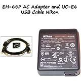 S8200 DIGITAL CAMERA USB BATTERY CHARGER EH-68P EH-69P NIKON COOLPIX S8100