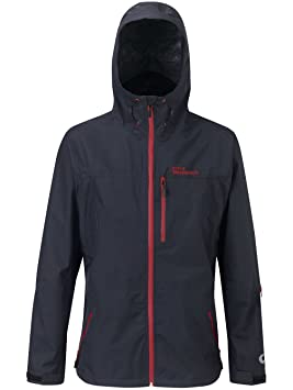 Westbeach Ego – Chaqueta de snowboard Back Country Jacket, hombre, color negro, tamaño