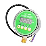 MagiDeal Digital Display Pressure Switch Vacuum Pump Control Regulator 24V 2Channel