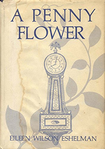 A penny flower: [poems]
