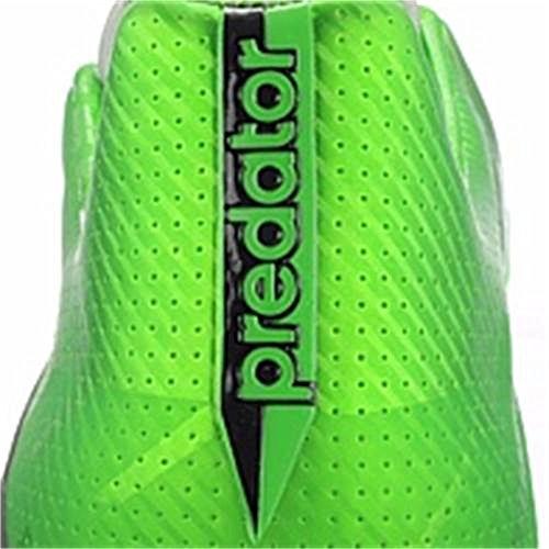ADIDAS Predator LZ XTRX SG Bota de Fútbol Caballero verde rayo/negro