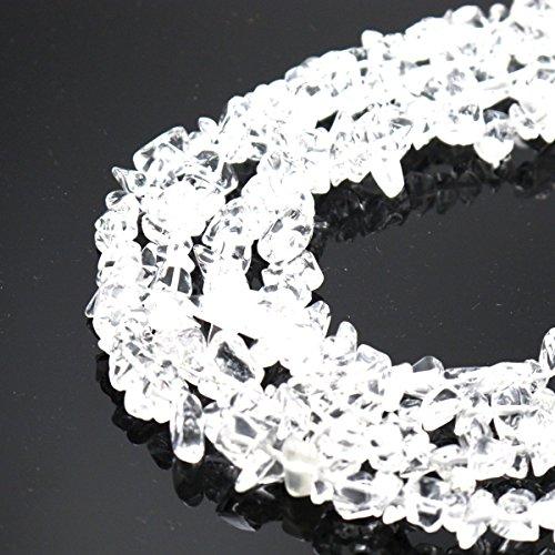 BRCbeads Quartz Crystal Inches Jewelery