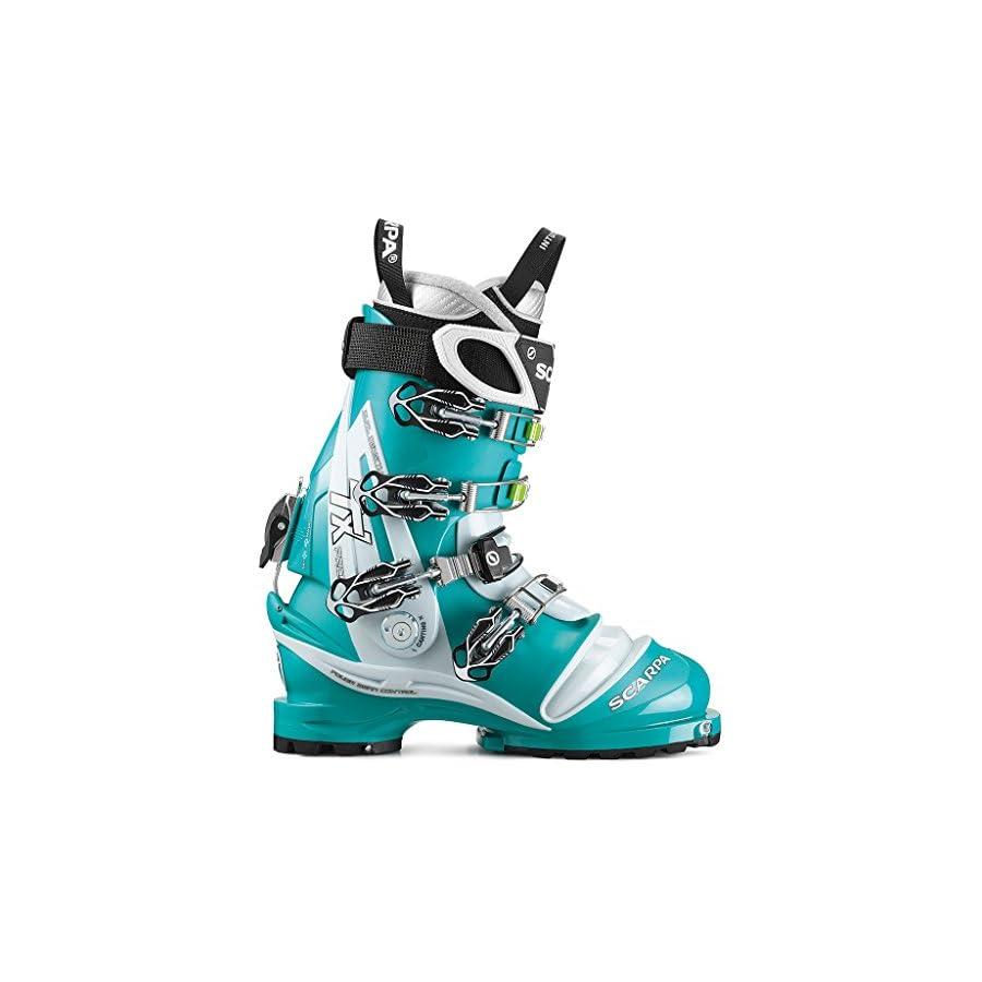 SCARPA Women's TX Pro Ski Boots