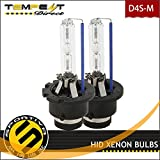 2006-2015 Lexus IS250 HID Xenon D4S Low Beam Headlight OEM Factory Replacement Bulbs (Pack of 2) (10000K Blue)