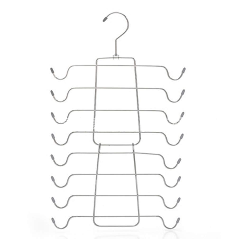 Guantes Ropa de beb/é Percha para Ropa Interior para secar Toallas Sujetadores Caingmo Percha Plegable para Ropa Interior Soporte de Secado de calcet/ín port/átil de Acero Inoxidable