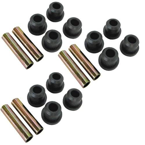 - Fat Cat Golf EZGO TXT Bushing Kit - Includes 6 Sleeves & 12 Rubber Bushings