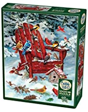 Cobble Hill 80069 Adirondack Birds Puzzles