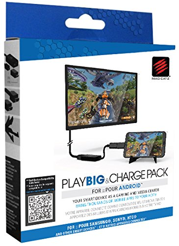 Mad Catz PlayBig Charge Pack Android