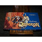 The Classic Dungeon Board Game