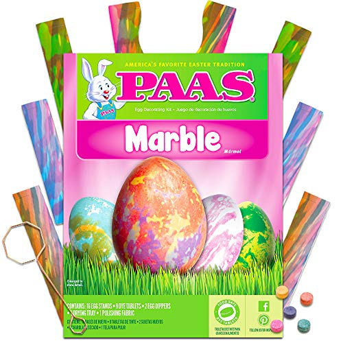 PAAS Marble Egg Decorating