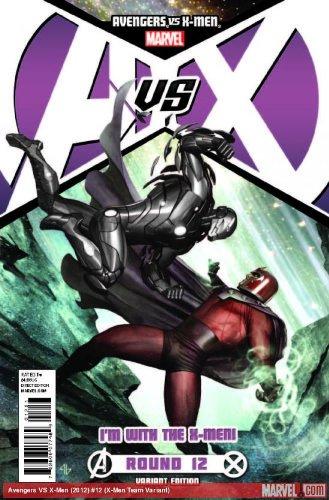 "Download Avengers Vs X-men #12 ""X-men Team Variant"" PDF"