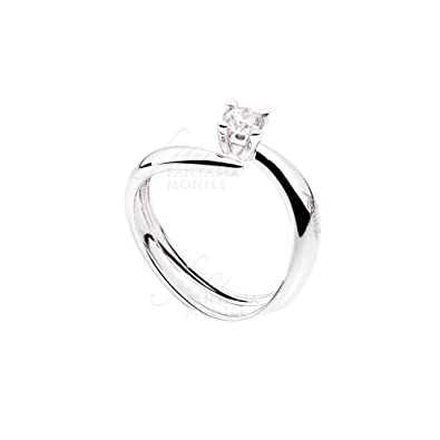 modele bague solitaire diamant