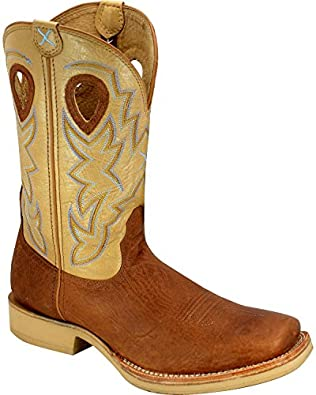 a0fc856ca8e6 Twisted X Men s And Horseman Cowboy Boot Square Toe - Mhm0017 durable  service
