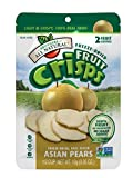Brothers-ALL-Natural Fruit Crisps, Asian Pear, 0.35 Ounce (Pack of 100)