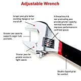 FASTPRO 7-Piece Utility Pliers and Wrench
