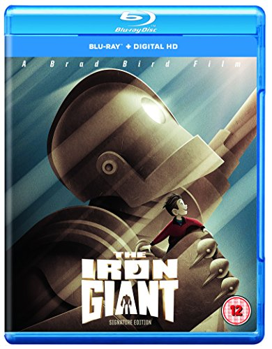 (The Iron Giant: Signature Edition [Blu-ray])