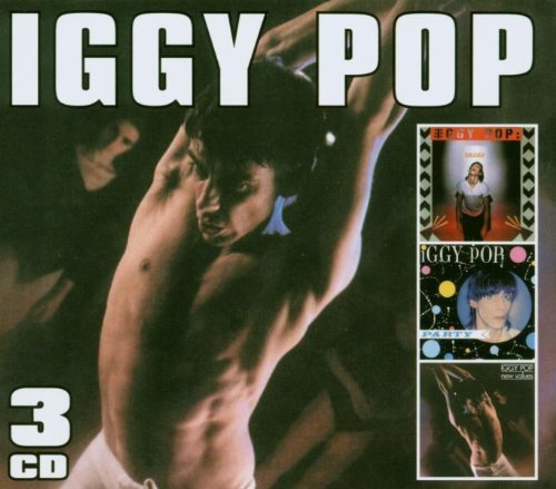 Soldier/Party/New Values by Iggy Pop (2003-06-17)