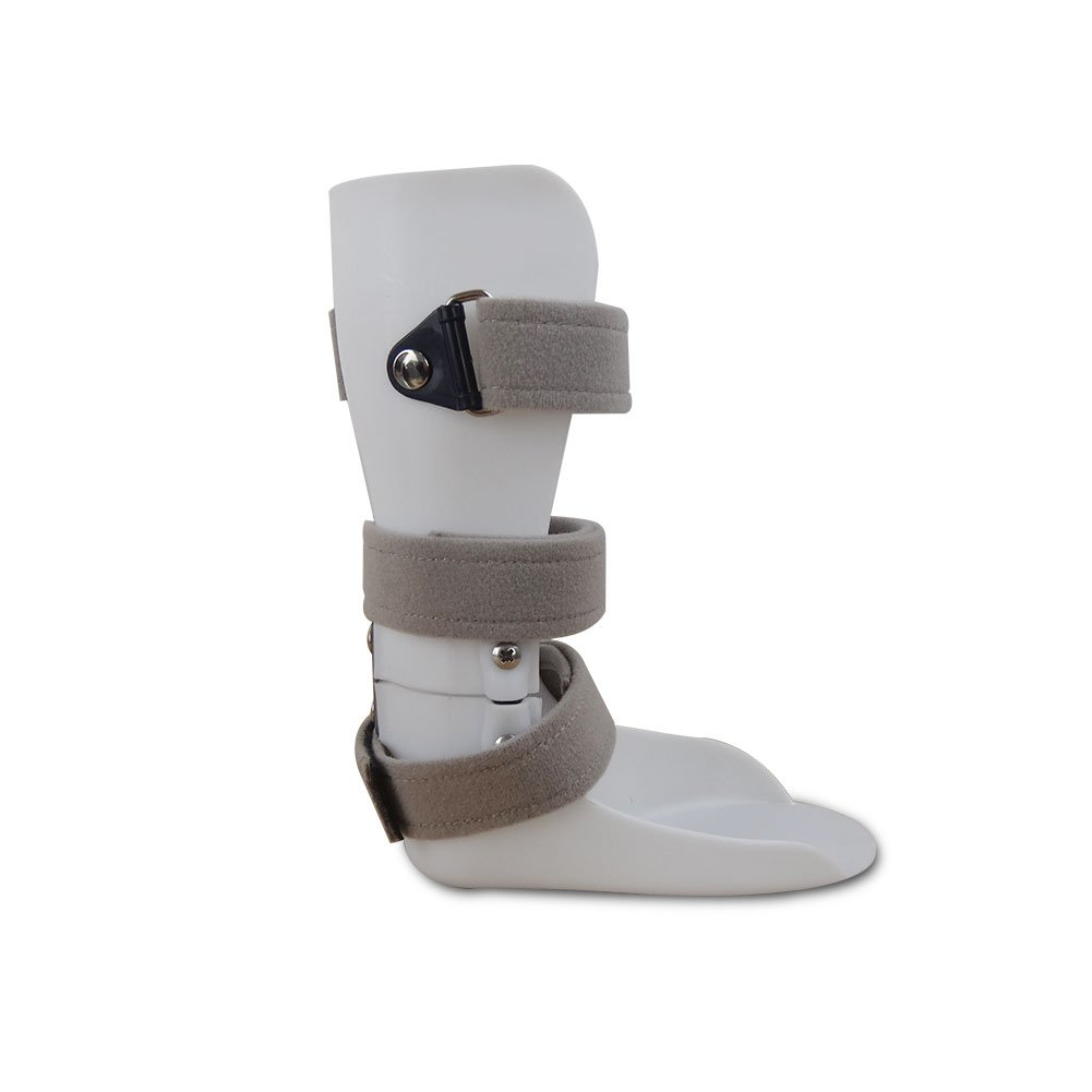 Ankle Ankle Sprain Fracture Protective Device for Children Foot Orthosis,White,R by NACHEN (Image #6)