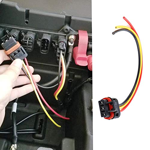 Pigtail for 2018 Polaris Ranger XP1000 /& RS1 ALLMOST Pack of 6 Pulse Power Plug Connector