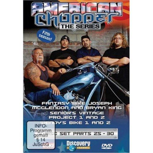 American Chopper - Series 5 Part 25 - 30 [Import anglais]