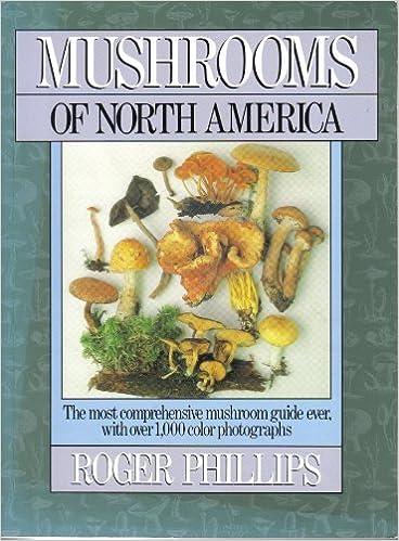 Gratis eBooks nedlasting for PCMushrooms of North America by Roger Phillips RTF