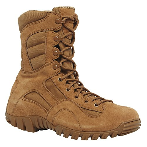 Belleville TR550 Khyber II Lightweight Mountain Hybrid Boot, Coyote Brown, 12W