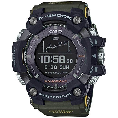 Casio G-Shock GPR-B1000-1B 1